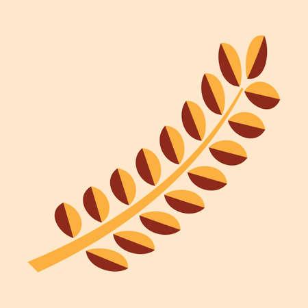 麦芽の図。