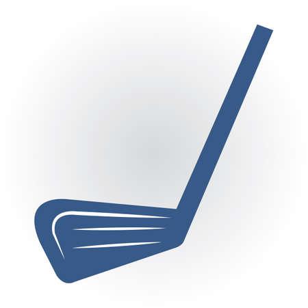 Golf club Illusztráció