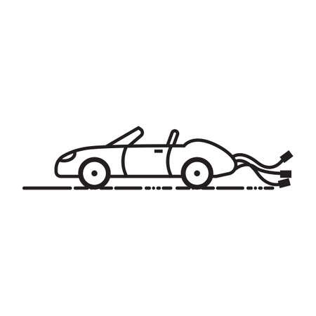 Gewoon getrouwde auto
