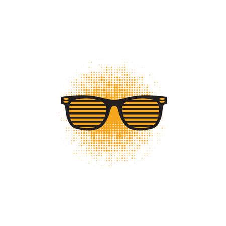 shutter shades 向量圖像
