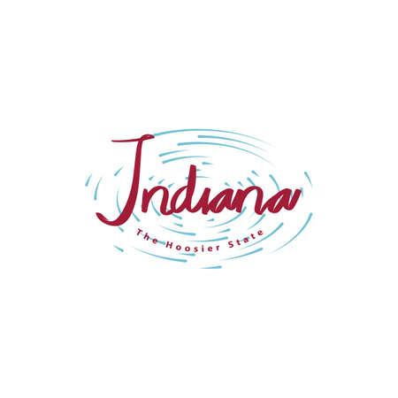word indiana