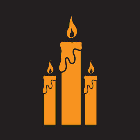 A candles illustration.