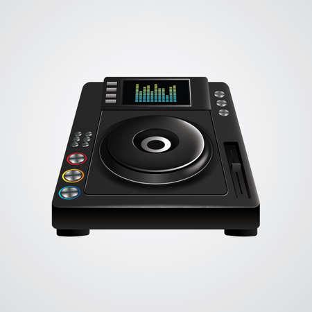 dj mixer 版權商用圖片 - 81487089