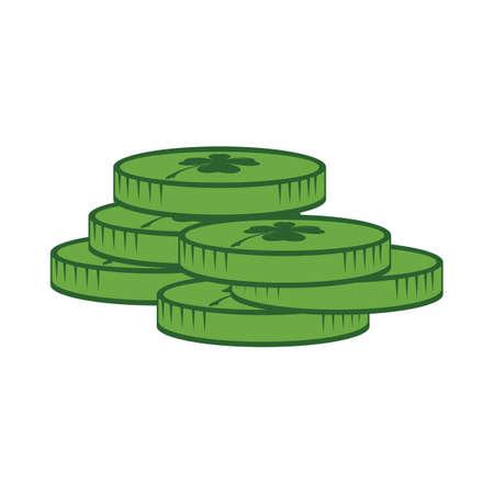 clover coins