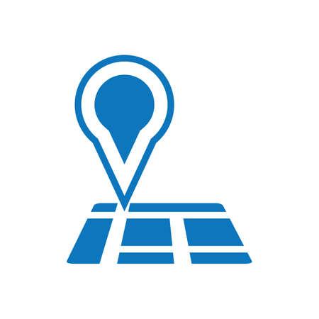 geo pointer location