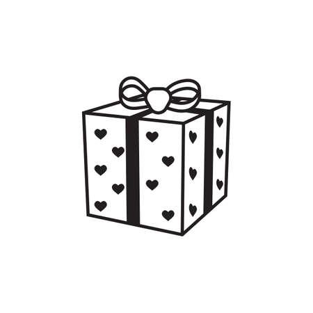 A gift box illustration.