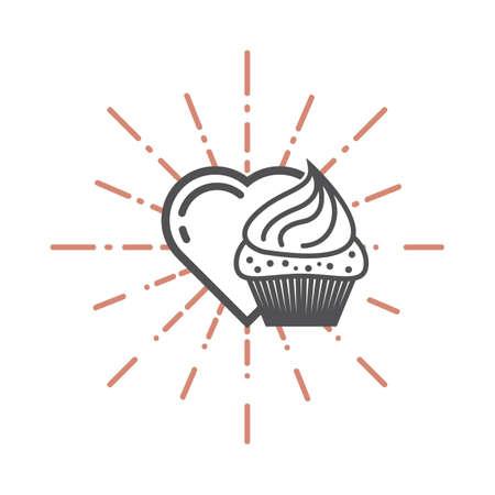 마음과 컵케익