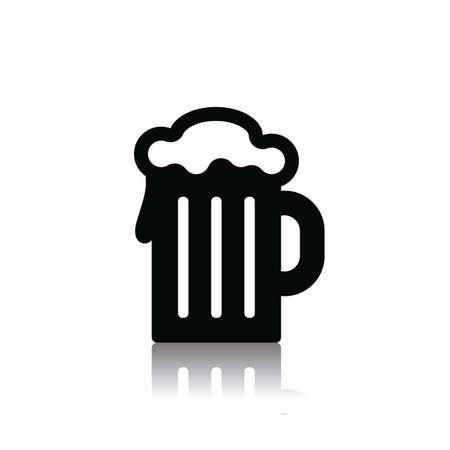 ビールマグカップ