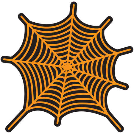 거미줄 일러스트