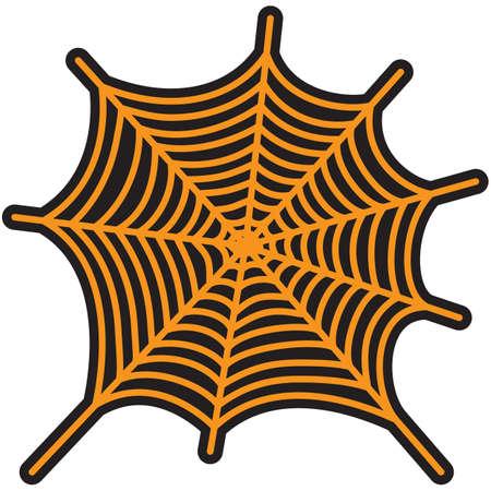 Toile d'araignée Banque d'images - 81538439