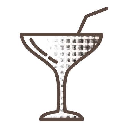 Cocktail glass Zdjęcie Seryjne - 81486366