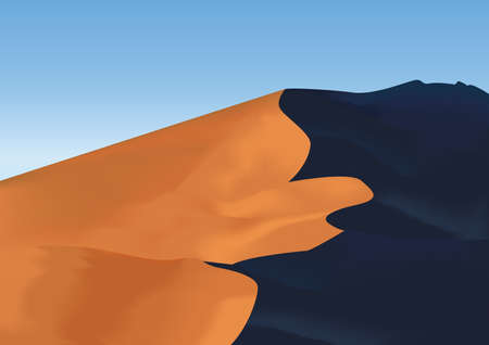 désert Vecteurs