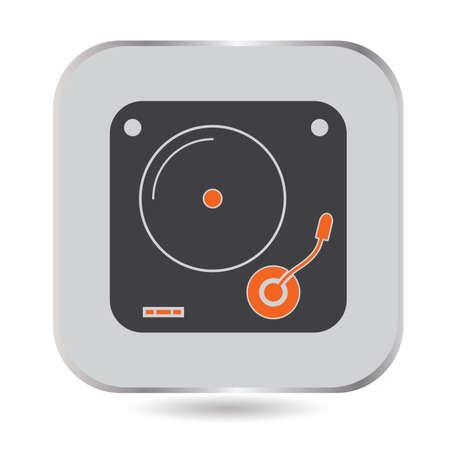 DJ draaitafel