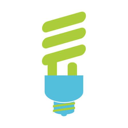 eco fluorescent bulb