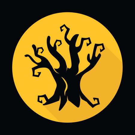 tree Vektoros illusztráció