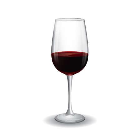 Wine glass Ilustração