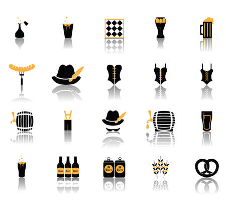 beers: Oktoberfest icons