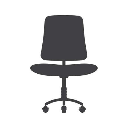 Office chair Illustration