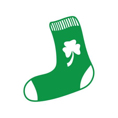 sock 矢量图像