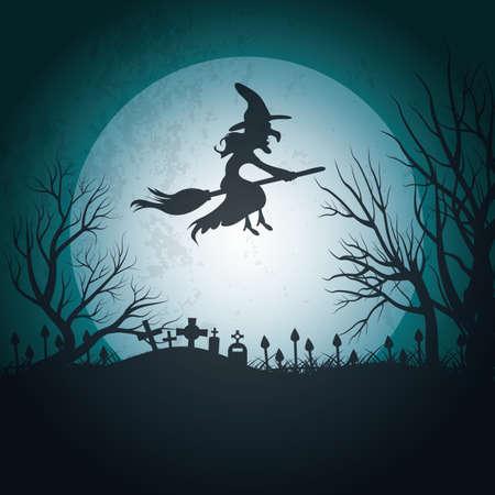 halloween background 版權商用圖片 - 106672072