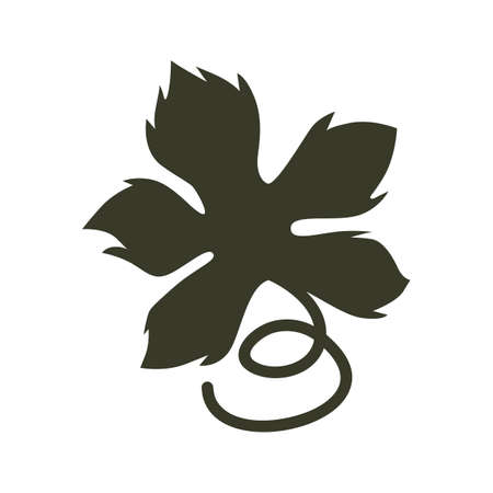 leaf Ilustração