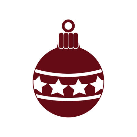 christmas bauble Illustration