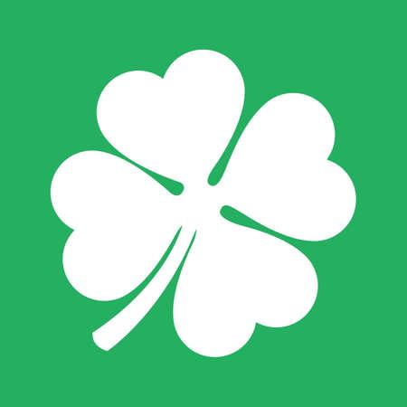 clover leaf Archivio Fotografico - 106672138