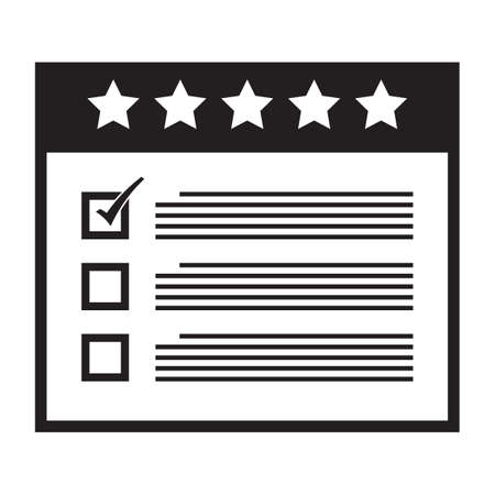 ballot paper 向量圖像