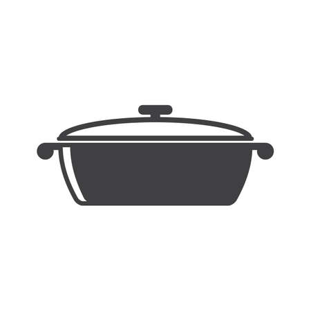 Sauce pan Illustration