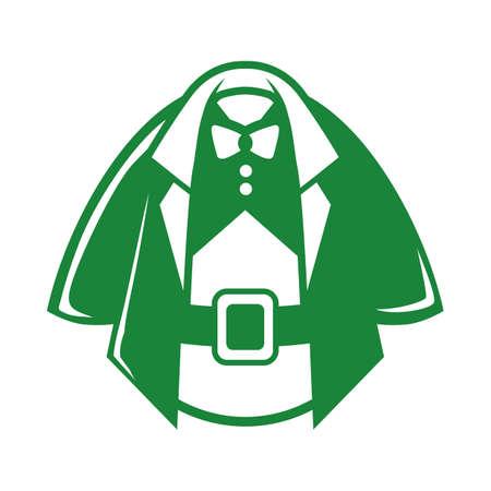 leprechaun's costume Zdjęcie Seryjne - 106672171