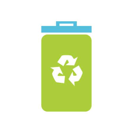recycle bin Illustration