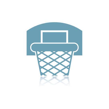Basketball hoop Illusztráció