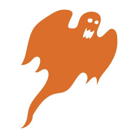halloween ghost Иллюстрация