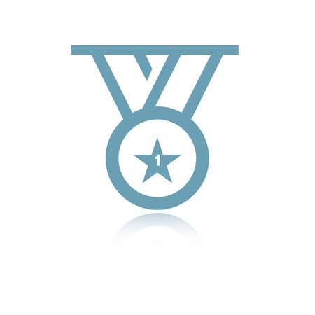 Medal icon 向量圖像