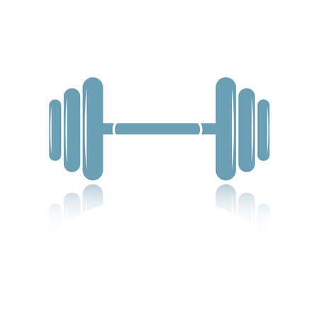 Dumbbell icoon