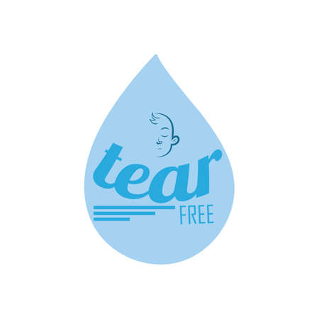 tear free label