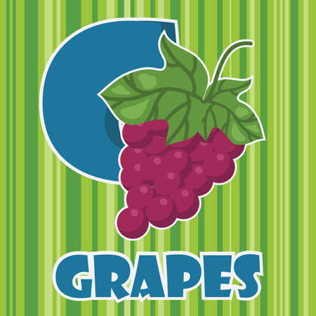 g for grapes