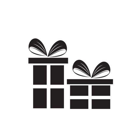 cajas de regalo Ilustración de vector