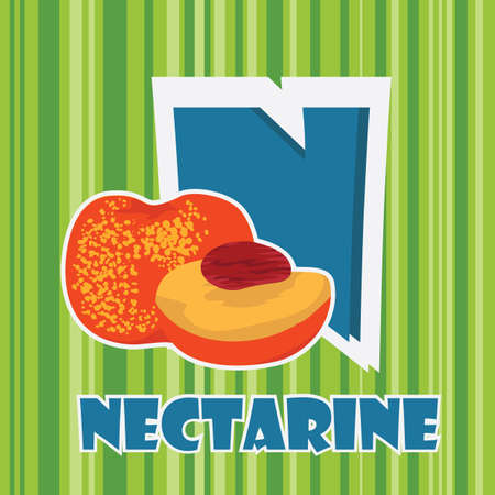 n for nectarine