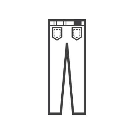 Broek pictogram