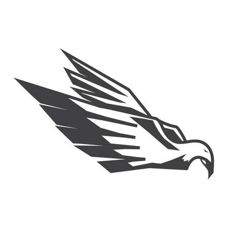 독수리 아이콘