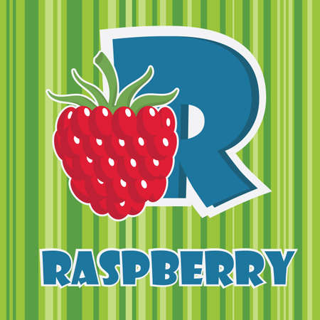 r for raspberry