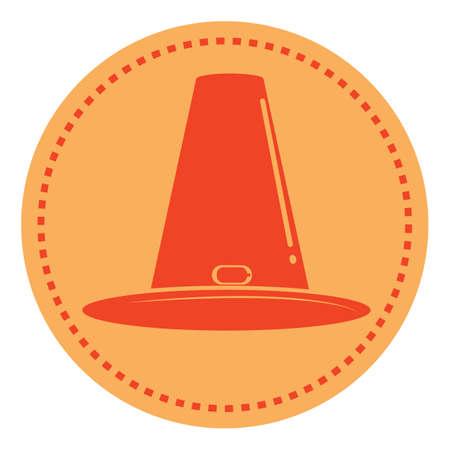 pilgrim hat Stockfoto - 106672335
