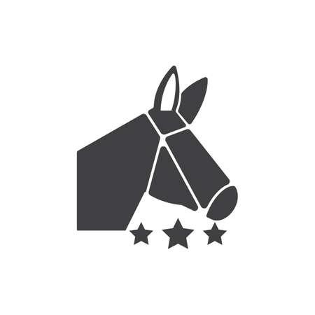 Horse icon Ilustração