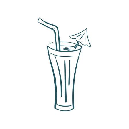 ジュースグラス