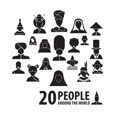 전 세계 사람들