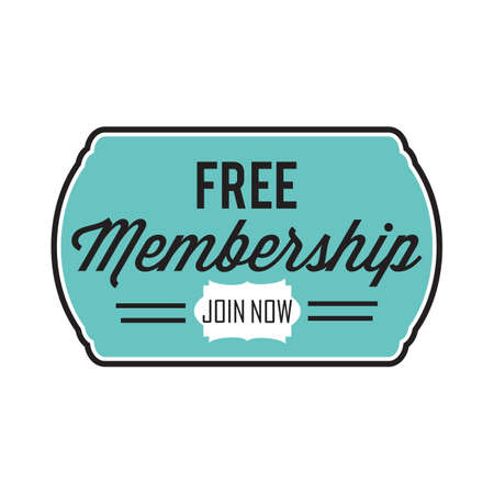 gratis lidmaatschap knop