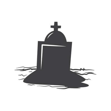 lápida sepulcral
