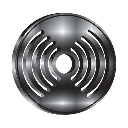 wifi icons Иллюстрация