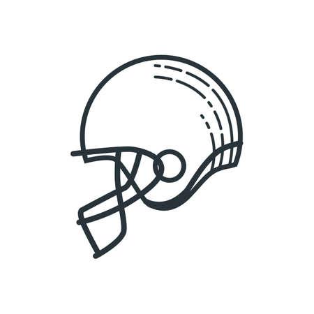 helmet Illusztráció